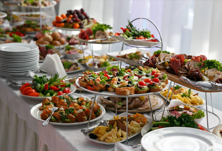 Senior Staff Catering